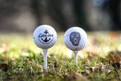 Märk dina golfbollar med fake tattoos - Like Ink