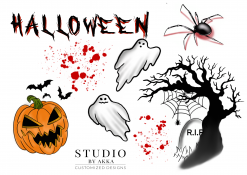 Halloweentattoo-Ghost-Likeink